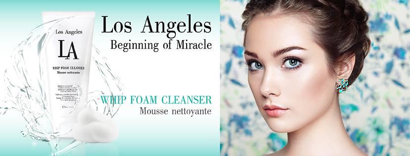 โฟมล้างหน้าขายส่ง-ขายส่งโฟมล้างหน้า-วิปโฟม-คลีนเซอร์-Whip-Foam-Cleanser-ลา-ลอสแอนเจลิส-LA-Los-Angeles